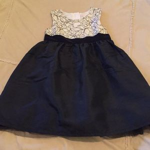 Toddler girl party dress